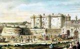 La Bastilla, el 1715 - 1719
