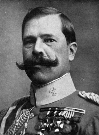 Retrat del general Manuel Fernández Silvestre