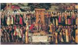 'Ferran el Catòlic jura els furs de Biscaia el 1476', de Francisco de Mendieta