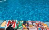 Aquest estiu, llegiu el SÀPIENS a les biblioplatges i a les bibliopiscines