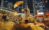 Moviment dels Paraigües Grocs a Hong Kong
