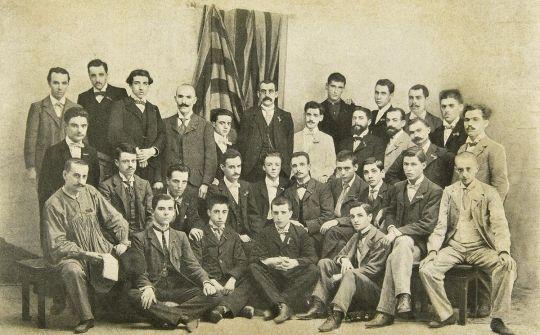 11 de setembre de 1901: una Diada entre reixes