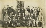 Els joves detinguts l'11 de setembre del 1901