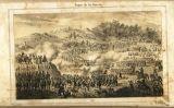 Imatge del batalla del Pasteral, el 26-27 de gener de 1849
