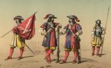 Uniforme dels Terços al segle XVII
