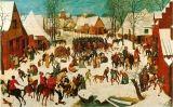 'La matança dels innocents', de Pieter Bruegel el Vell