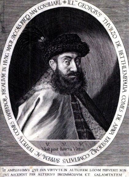 El comte György Thurzó