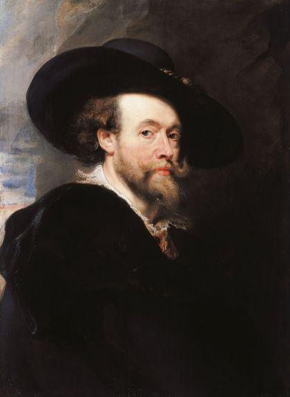 Autoretrat de Peter Paulus Rubens