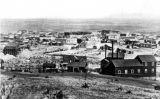 La ciutat de Tombstone el 1881, l'any del tiroteig