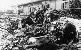 Roba de presos traslladats al camp de concentració nazi de Sachsenhausen