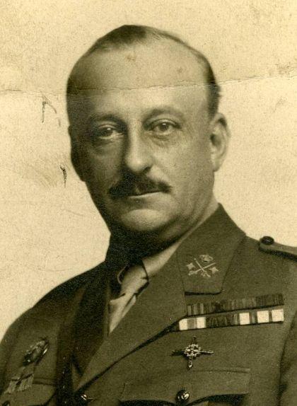 El general Miguel Primo de Rivera