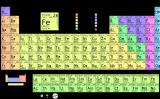 Taula periòdica dels elements (versió de 2018)