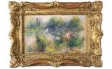 'Paisatge de les ribes del Sena', de Pierre-Auguste Renoir (1879)