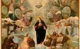 Representació al·legòrica de la Immaculada Concepció de la Verge Maria de Juan de las Roelas