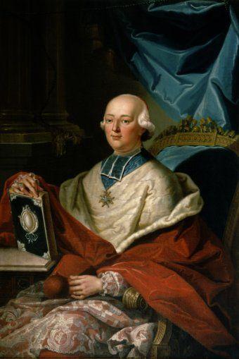 Retrat de Louis-René-Édouard de Rohan