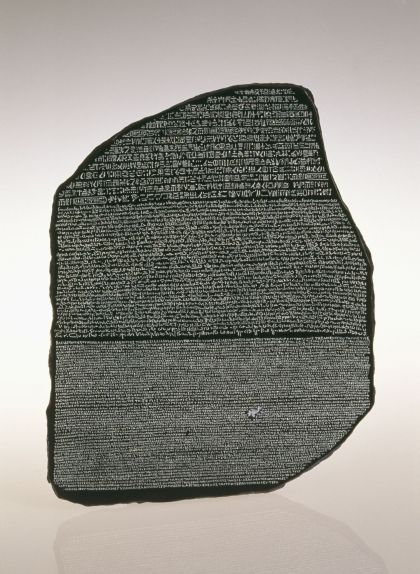 La pedra de Rosetta