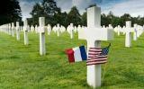 Cementiri nord-americà de Normandia, a Colleville-sur-Mer