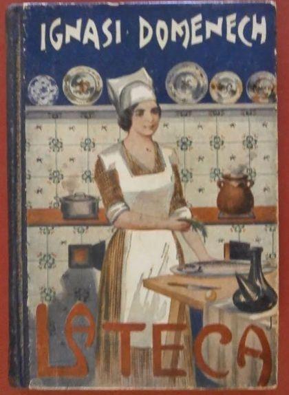 'La teca', d'Ignasi Domènech
