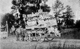 Desfilada de la temprança a Eustis (Florida, els Estats Units) el 1919