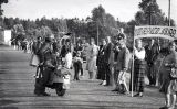Via Bàltica a Estònia, el 23 d'agost de 1989