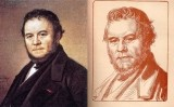 Dos retrats de Stendhal