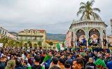 Protestes a Blida, Algèria, el 10 de març del 2019