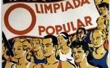 Cartell de l'Olimpíada Popular de Barcelona del juliol del 1936
