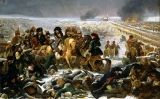 'Napoleó a la batalla d'Eylau', d'Antoine-Jean Gros (1808)