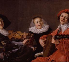 'El concert', de Judith Leyster