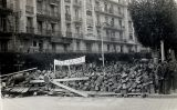 Barricades a Alger l'any 1960