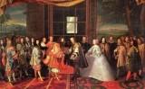 'L'entrevista de Lluís XIV i Felip IV a l'illa dels Faisans', de Jacques Laumosnier