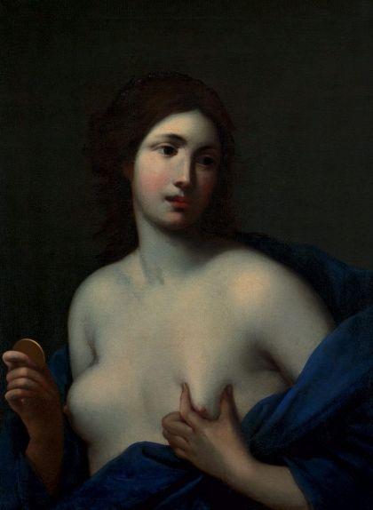 'Lais' o 'Al·legoria de la prostitució' de Francesco Furini (segle XVII)