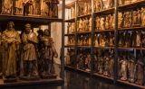 Sala de models del Museu dels Sants d'Olot
