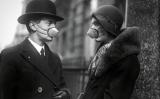 Durant les epidèmies del segle XX es van popularitzar l'ús de les màscares