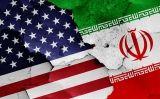 Bandera dels Estats Units i de l'Iran