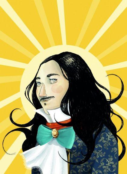 Lluís XIV era molt presumit