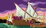 Els templers tenien una bona flota de vaixells