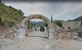 La cartoixa d'Escaladei a Google Street View