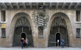 La façana del Palau Güell