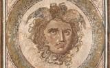 El Mosaic de la Medusa, una de les peces que es conserven al MNAT