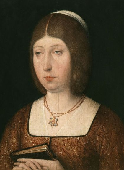 Retrat d'Isabel la Catòlica