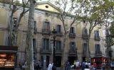 El Palau Moja, antiga residència dels marquesos de Comillas, mecenes de Verdaguer