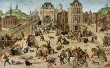 'La massacre de Sant Bartomeu', de François Dubois