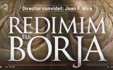 El número dels Borja, a TV3