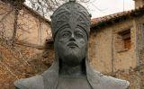 Bust d'Almansor a Villa de Calatañazor (Sòria)