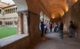 Visita guiada al claustre del monestir de Sant Cugat