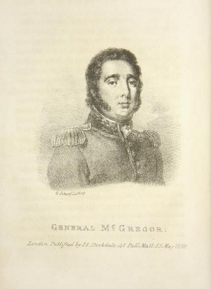 Gregor MacGregor