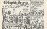 La primera aventura del Capitán Trueno