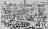 'El saqueig de Malines per part de les tropes espanyoles', el 2 d'octubre de 1572