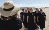 Fotograma de 'Mujereando', una de les pel·lícules que es projectaran al Festival Tectònic